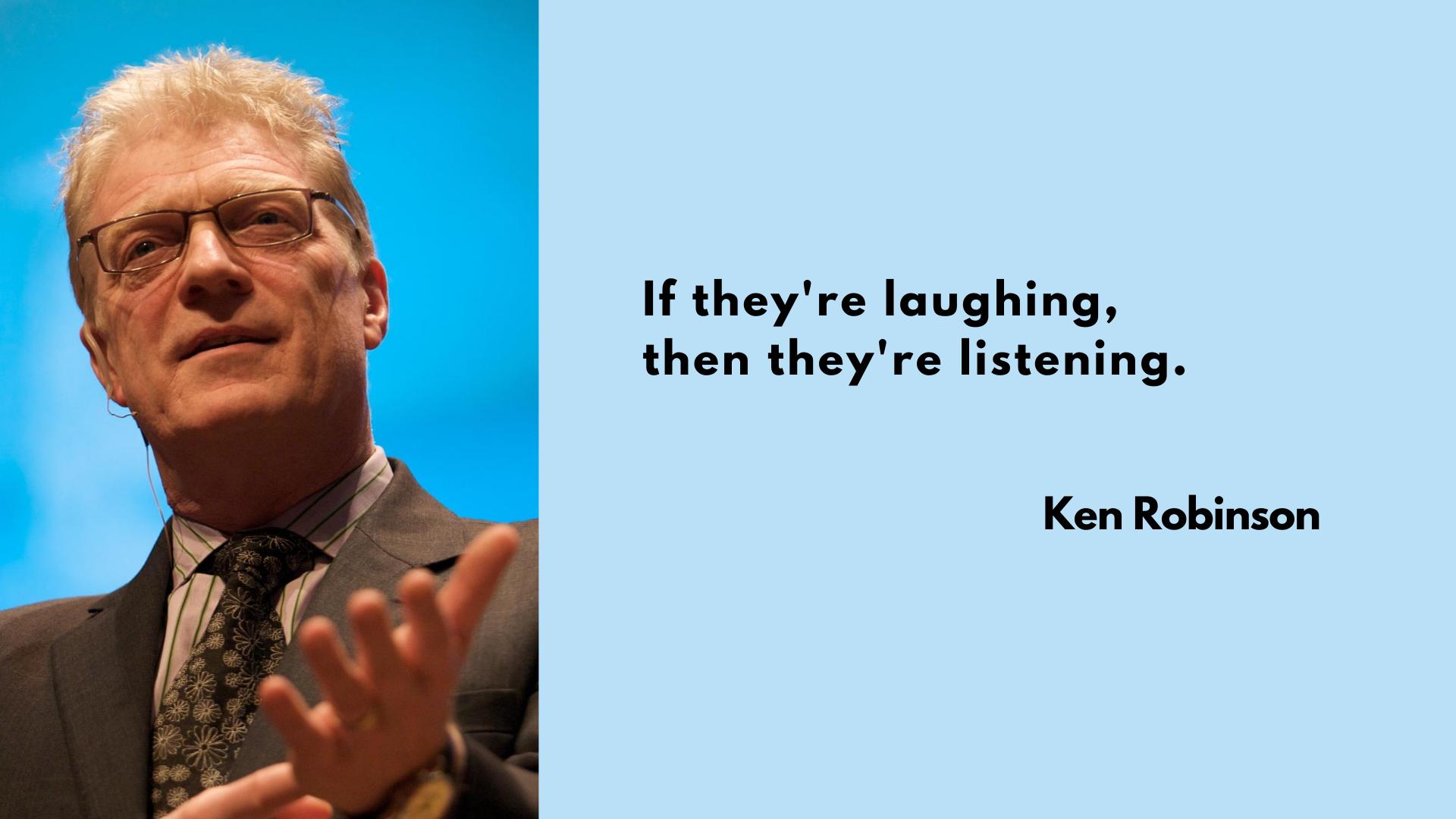 humor in presentaties